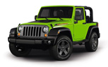 Jeep Wrangler Mountain Special Edition Announced: Geneva Motor Show Preview