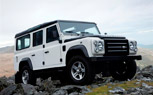 Land Rover Defender Appearing in Upcoming Bond Movie