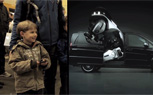 Mercedes Viano Interactive Ad Campaign is Extremely Clever – Video