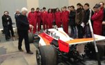 Ron Howard Shares Behind the Scenes of 'Rush' F1 Movie Via Twitter [Video]