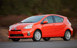 Toyota Prius c Now Reaches 120,000 Orders in Japan