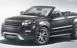 Range Rover Evoque Convertible Leaked: Geneva Motor Show Preview