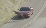 Scion FR-S Commercial Almost De-Railed by Deer [Video]
