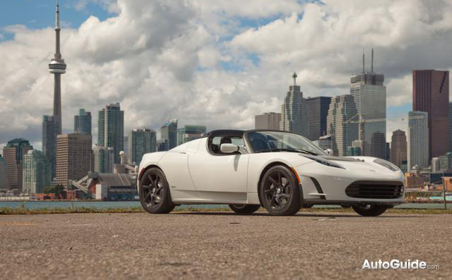 Tesla Roadster Top Gear Lawsuit Thrown Out