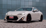 Toyota GT 86 TRD Detailed With Extensive Photos