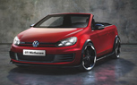 VW Golf GTI Cabriolet to Bow at Geneva Motor Show