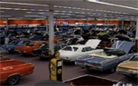 Repurposed Walmart Functions as Super-Garage in Video