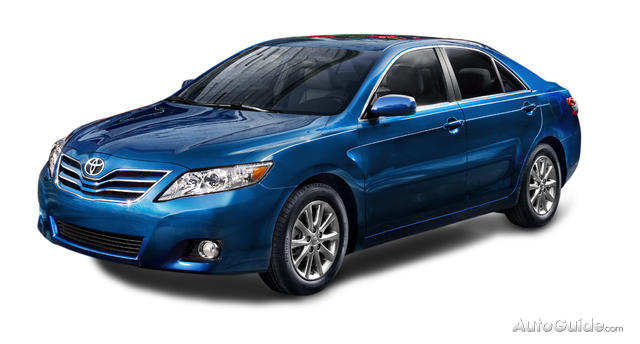 Toyota Camry, Venza and Tacoma Recall Affects 681,500 Units