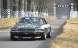 "TWR Jaguar Wins 2012 ""Most Spirited Getaway"" Award at Goodwood Opener"