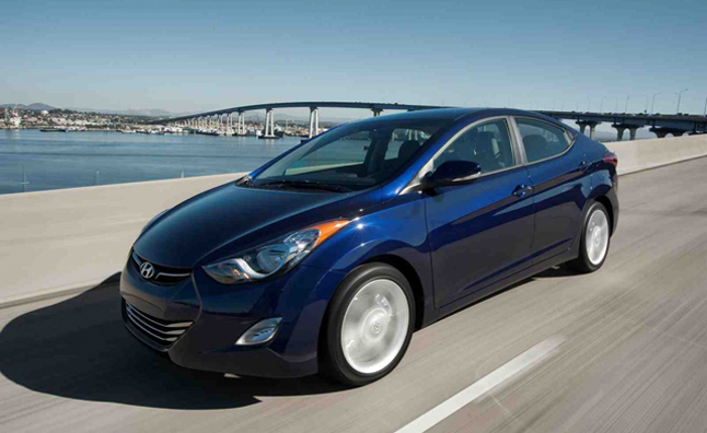 Details Released on 2013 Hyundai Elantra