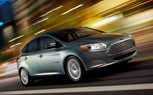 Ford Focus Electric is More Efficient Than Nissan Leaf