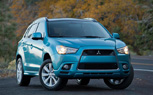 2012 Mitsubishi Outlander Sport Earns IIHS Top Safety Award