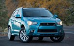 2013 Mitsubishi Outlander Sport Gets a Refresh: New York Auto Show Preview