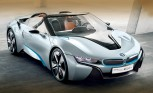 BMW i8 Spyder Concept Revealed Ahead of NY Auto Show Debut