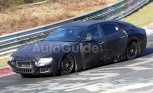 2013 Maserati Quattroporte Testing on the Nürburgring – Spy Photos