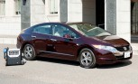 Honda FCX Clarity Fuel Cell Powers Japanese House For Six Days