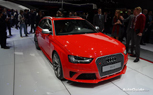 2013 Audi RS4 Avant, One Mean Station Wagon: 2012 Geneva Motor Show