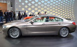 BMW 6 Series Gran Coupe Video – First Look: 2012 Geneva Motor Show