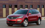 2013 Chevrolet Traverse Revealed: New York Auto Show Preview