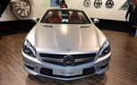 2013 Mercedes SL63 AMG First Look – Video: 2012 Geneva Motor Show