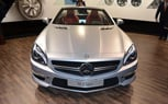 2013 Mercedes SL65 AMG to Bow at NY Auto Show