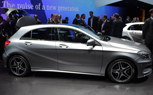 2013 Mercedes-Benz A-Class Video – First Look: 2012 Geneva Motor Show