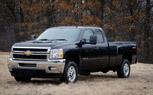 Chevy Silverado, GMC Sierra HD Bi-Fuel Pickups Announced With Natural Gas Capability
