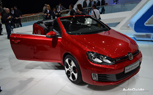Volkswagen GTI Cabriolet, Hot-Hatch Turned Chick Car: 2012 Geneva Motor Show