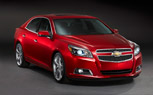 2013 Chevrolet Malibu 2.5L, Turbocharged 2.0L Specs Announced
