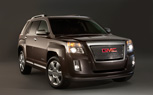 2013 GMC Terrain Denali Debuts with New 3.6L V6: New York Auto Show Preview