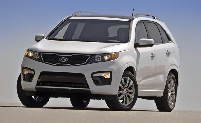 2013 Kia Sorento Officially Unveiled