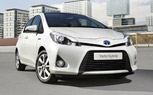2013 Toyota Yaris Hybrid Specs and Pricing Revealed: 2012 Geneva Motor Show