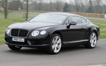 Bentley Continental GT V8 Preps For Goodwood Hill-Climb
