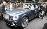 Bentley SUV Concept Video – First Look: 2012 Geneva Motor Show