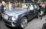 Bentley EXP 9 F SUV Concept, for Rich People in Poor Countries: 2012 Geneva Motor Show