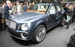 Bentley Opted for SUV Over New Sports Car