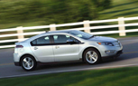 Bush Senior Defies Republican Stereotype, Buys Chevy Volt