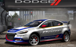Dodge Dart to Compete in Global RallyCross with Travis Pastrana