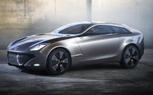 Hyundai i-Oniq Concept Previews Brand's Future Design, Green Technology