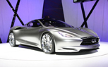 Infiniti Battery-Electric Vehicle Announced for New York Auto Show
