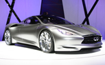 Infiniti Emerg-E is an Acura NSX Killer: 2012 Geneva Motor Show