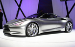 Infiniti Emerg-E Video – First Look: 2012 Geneva Motor Show
