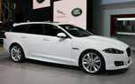 Jaguar XF Sportbrake, a Fancy Name for a Fancy Wagon: 2012 Geneva Motor Show