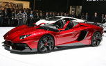 Lamborghini Aventador J Video – First Look: 2012 Geneva Motor Show