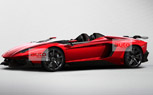 Lamborghini Unica Leaked As a Totally Topless Aventador: Geneva Motor Show Preview