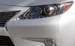 Lexus ES Teased Ahead of New York Auto Show