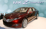 2013 Lincoln MKZ To Have Retractable Glass Roof