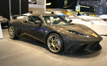 Lotus F1 Team Limited Edition Evora GTE Revealed: 2012 Geneva Motor Show