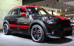 MINI Countryman JCW World Premiere: 2012 Geneva Auto Show