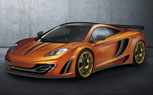 Mansory McLaren MP4-12C Widebody: Geneva Motor Show Preview